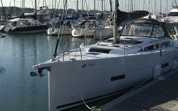 Meet our fleet - What yachts can you choose from when sailing with Fairview?