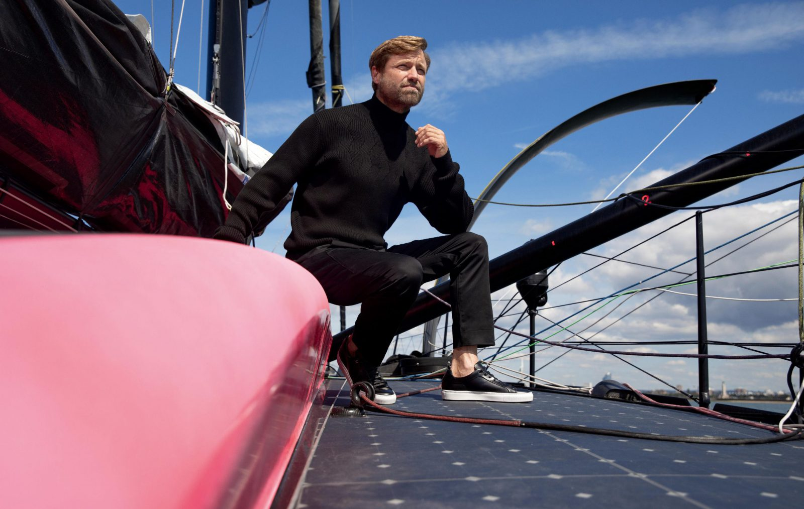 Fair winds to Fairview friend Alex Thomson as he prepares to set sail in the 2020 Vendée Globe