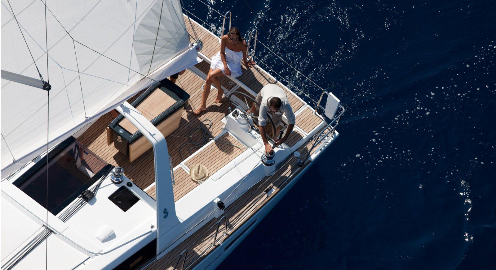 Beneteau Oceanis 45 Fairview Sailing