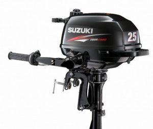 Suzuki 2.5HP outboard engine