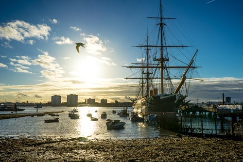 HMS Warrior, Portsmouth Historic Dockyard